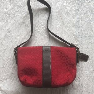 Cute coach bag